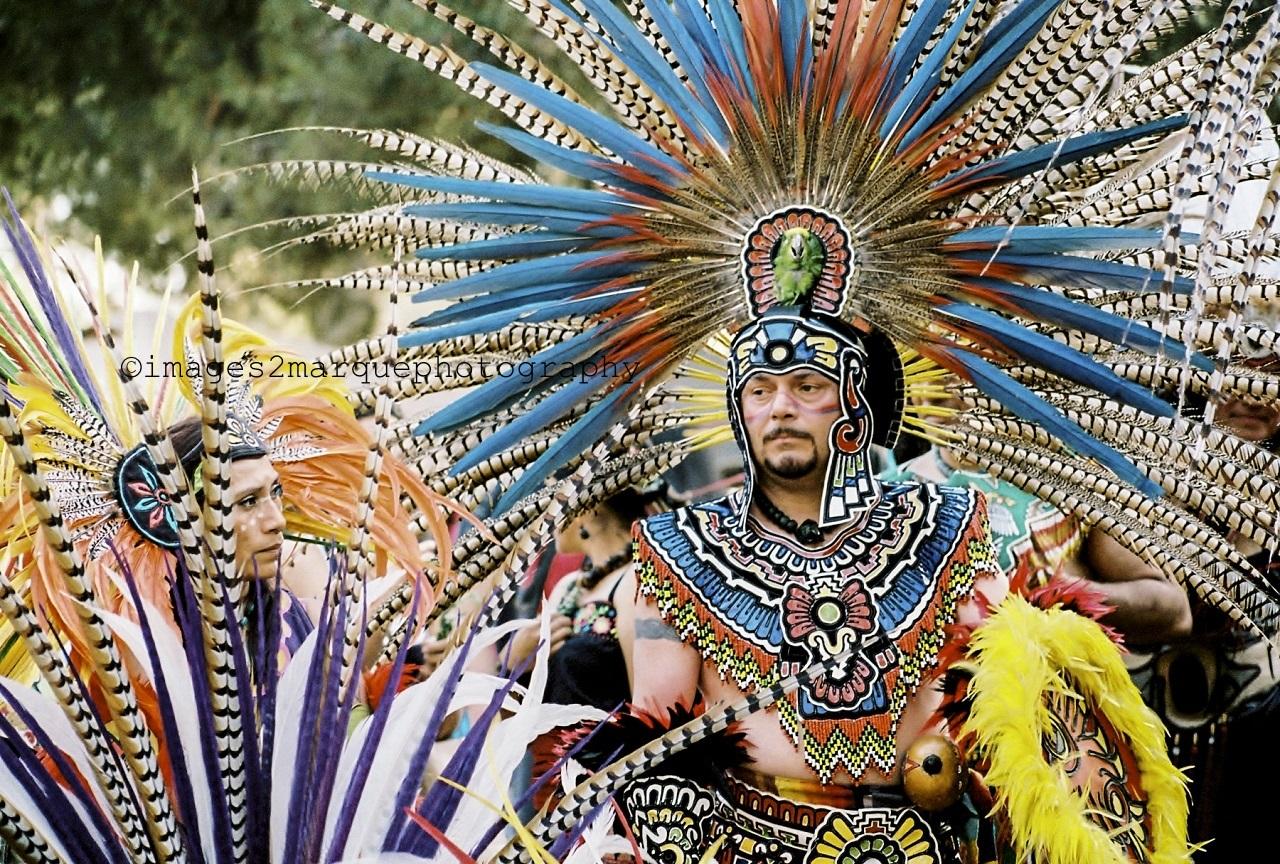 """MEXICA TIAHUI !"" - Photo Francis Sistiague/Copyright images2marquephotography"